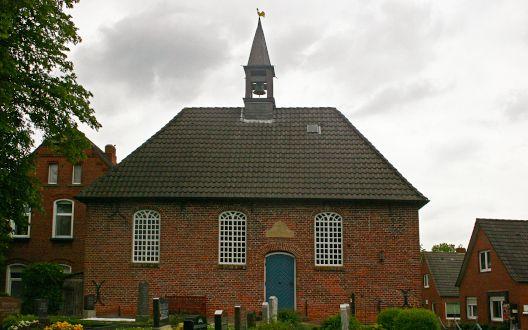Die evangelisch-reformierte Kirche in Canhusen, Gemeine Hinte