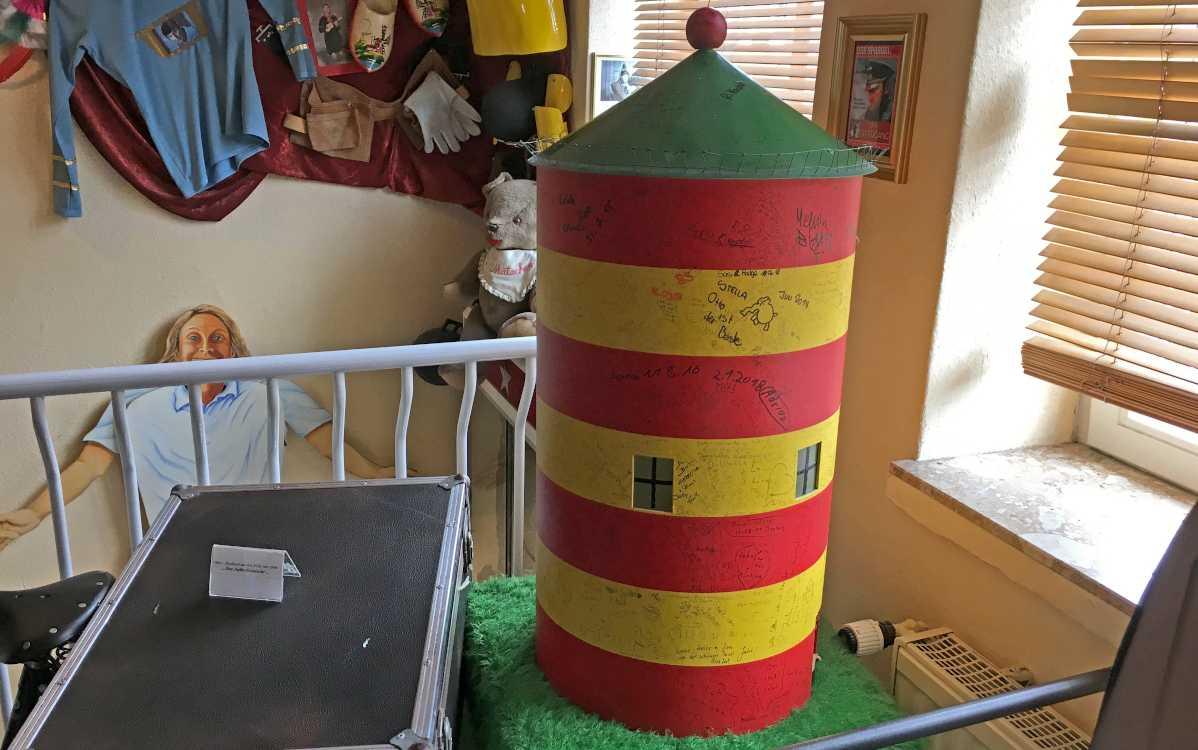 Ottos Turm im Otto Huus in Emden